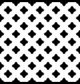 cross geometric seamless pattern 2101 vector image
