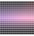 purple blue pink rounded mosaic background over vector image vector image