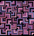 background with squares circles and triangles vector image vector image