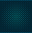 abstract geometric pattern dark blue style pattern vector image vector image