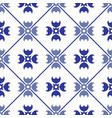 cute seamless tile pattern vector image vector image