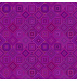 purple seamless abstract diagonal square mosaic vector image vector image
