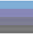 blue stripes pattern vector image vector image