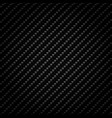 carbon fiber dark industrial background vector image vector image