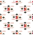 modern seamless colorful geometry pattern vector image vector image