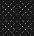 seamless texture with tiny circles simple dotted vector image vector image