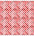 dark red seamless dot pattern background design vector image vector image