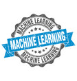 Machine learning stamp sign seal