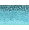 ocean wave oriental art background vector image