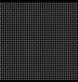 pattern metal grid seamless background vector image