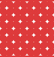 seamless stars pattern seamless on red background vector image vector image