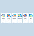 time and task management phone app freelancer and vector image vector image