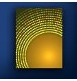 Sunny bokeh background EPS10 vector image