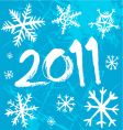 new year design vector image vector image
