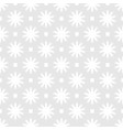 abstract ethnic monochrome floral geometric vector image vector image