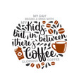 fathers day saying and quotes coffee dad my dad vector image vector image