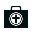 Medical heatlhcare isolated icon graphic design vector image