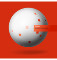 sphere concept vector image