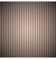 Vintage Beige and Brown Striped Seamless Pattern vector image vector image