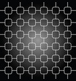 abstract background in black and white color vector image vector image