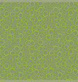 easter green seamless background vector image vector image