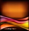 Business elegant background vector image