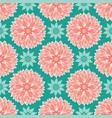lotus floral mandalas design in a modern colorful vector image