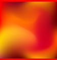 abstract blur color background vector image
