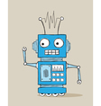 Robot vector | Price: 1 Credit (USD $1)