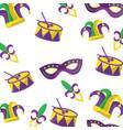 mardi gras carnival icon image vector image vector image