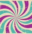 vintage purple grunge background vector image vector image