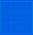 blueprint background tech vector image vector image