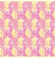 grunge brushstrokes seamless pattern vector image