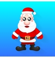 Santa Claus happy new year vector image vector image