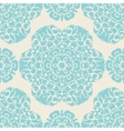 vintage seamless ornamental design vector image