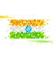 Abstract India Background vector image vector image