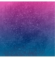 Gradient abstract background with lots of bubbles vector image