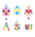 Balloon isolated vector image vector image