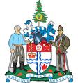 Ottawa City vector image vector image
