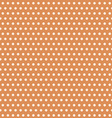 Retro background made of dots Vintage hipster vector image