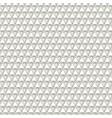 diamond jewels background pattern on white vector image