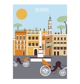 Rome city vector image vector image