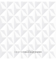 Decorative white texture - seamless vector image vector image