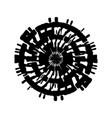 grunge stamp element vector image vector image