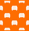 armchair pattern seamless vector image