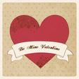 Passion love card vector image vector image