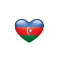 azerbaijan on a white