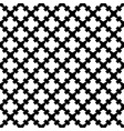 seamless pattern black white gothic texture vector image vector image