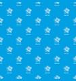 radar chart pattern seamless blue vector image vector image