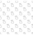 liquid soap pattern seamless vector image vector image